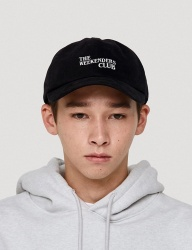 [WKNDRS] THE WEEKENDERS CLUB CAP (BLACK)
