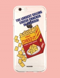 [NCOVER] Cheese cracker(iphone)