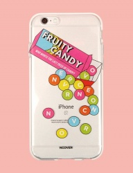 [NCOVER] Fruity candy-light pink(iphone)