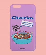 [NCOVER] Cheerios-purple(iphone)