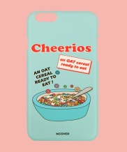[NCOVER] Cheerios-light blue(iphone)