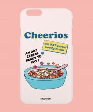 [NCOVER] Cheerios-white(iphone)