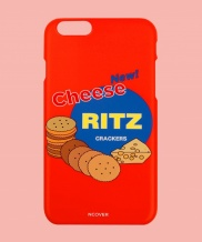 [NCOVER] cheese ritz-red(iphone)
