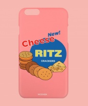 [NCOVER] cheese ritz-pink(iphone)