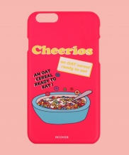 [NCOVER] Cheerios-hot pink(galaxy note,A)