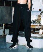 [HOMMMIE] [HOMMMIE]21c sports jogger pants (black)