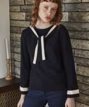 [INES] SAILOR KNIT