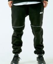 [NASTY KICK] NSTK STITCHED PANTS BLACK