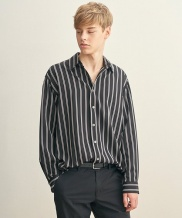 [CLIF] ALTERNATE STRIPE SHIRT