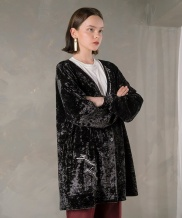 [NU PARCC] Breeze Velvet Cardigan