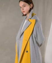[NU PARCC] Double Flap Coat