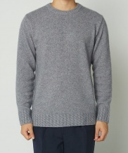 [whatever we want] RACCOON CABLE KNIT