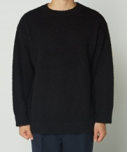 [whatever we want] MOHAIR SWEATER