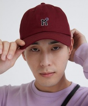 [MSKN2ND] ARCHERY M LOGO BALL CAP