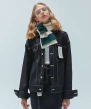 [5252] TAG POINT JACKET