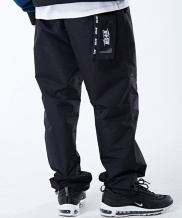 [NASTY KICK] NSTK RB LT LOGO PANTS
