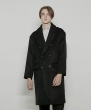 [DRUG WITHOUT SIDE EFFECT] Wool Oversized Double Coat