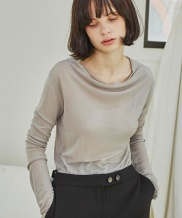 [Sorry, Too Much Love] Long Sleeve Top