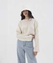 [NONLOCAL] Warm Knit Top