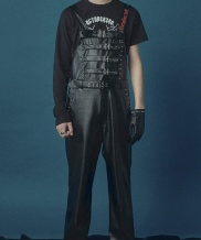 [Oct.3] Edward Suspender Pants