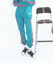 [CODEI'M] Studio tape Sweat Pants
