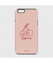 [EARPEARP] Twin cherries (Tough Case)