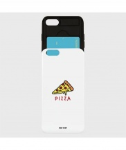 [EARPEARP] Pizza (Slide Case)