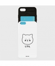 [EARPEARP] Meow meow (Slide Case)
