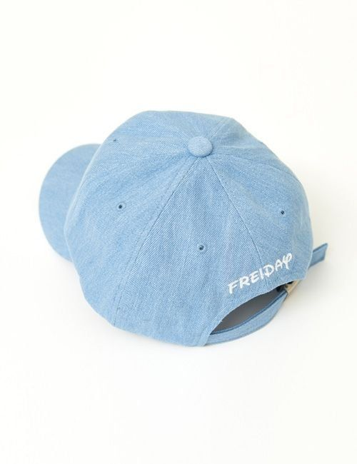 [FREIKNOCK] DENIM BALL CAP