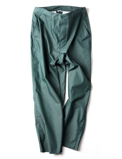 [neithers] CUT OFF CROP PANTS