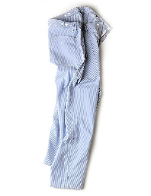 [NEITHERS] TAPERED FATIGUE PANTS