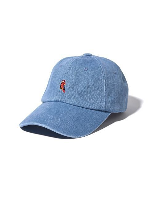 [KANCO] KANCO CURVED 6PANEL CAP