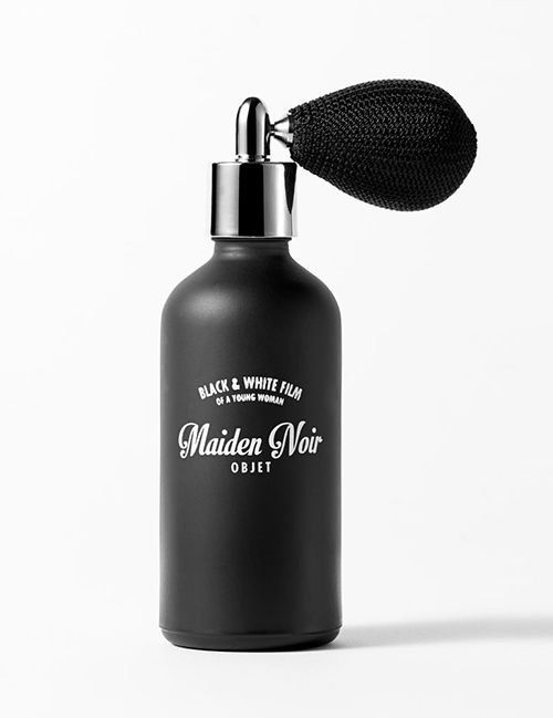 [maidennoir] black home&fabric spray