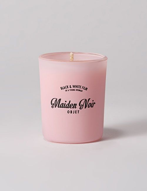 [MaidenNoir] candle Pink small