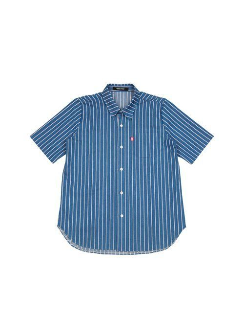 [MADMARS] BASIC COTTON HALF SHIRTS
