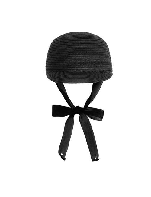 [AWESOME NEEDS] RIBBON HORSE RIDING CAP