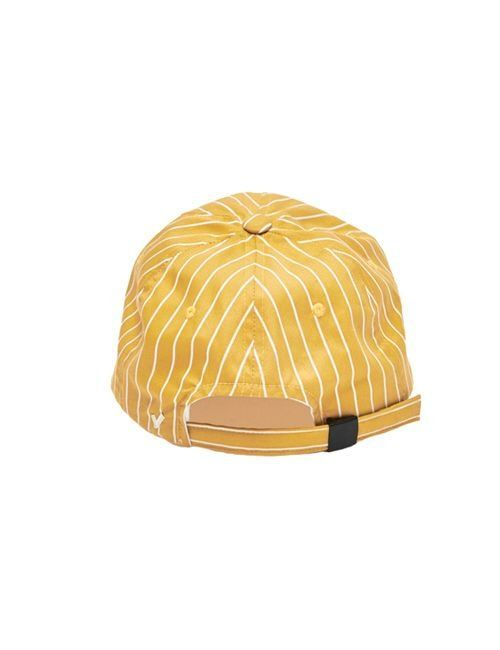 [AWESOME NEEDS] STRIPE BALL CAP