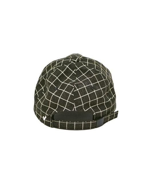 [AWESOME NEEDS] GRID BALL CAP