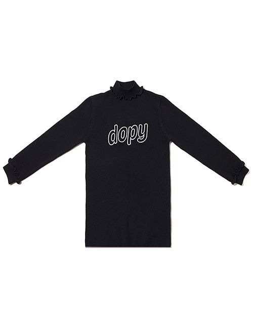 [margarin fingers] dopy knit one piece