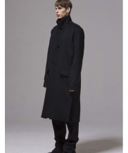 [BY D BY] three button long coat