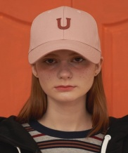 [UNALLOYED] U PATCH BALLCAP