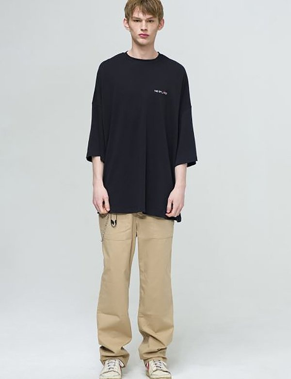 [THE GREATEST] COTTON PANTS