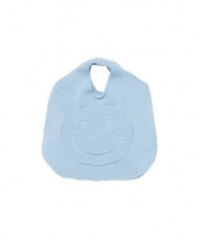 [whatever we want] SMILE KNIT BAG