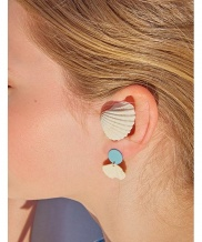 [bpb] Little Mermaid Small Earring