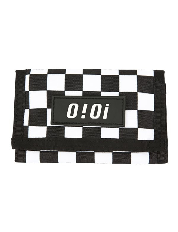 [5252] O!Oi VELCRO WALLET(with LANYARD)