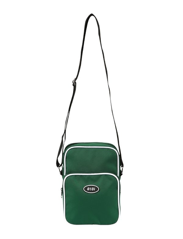 [5252] CIRCLE LOGO AIRLINE BAG