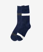 [I HATE MONDAY] Stripe Mismatch Socks