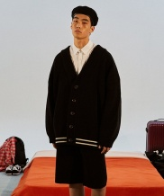 [TRUNK PROJECT] Classic Wool Cardigan Jacket
