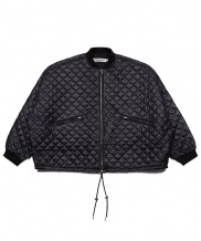 [TRUNK PROJECT] Oversize Crop Quilting jacket
