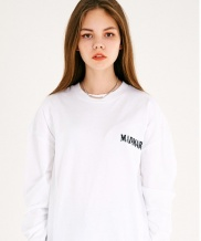 [MADMARS] DRIP LOGO LONG SLEEVE SHIRTS